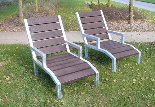 Chaise longue ÉLÉGANCE