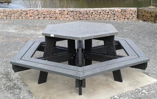 Table de pique-nique GALA