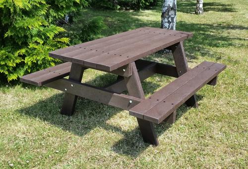 table de pique-nique PARC ÉCO