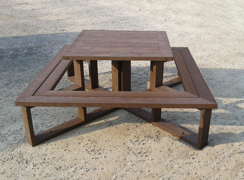 table de pique-nique STATION