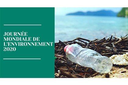 Journée mondiale de l'environnement 2020 - Espace Urbain